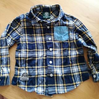 ランドリー(LAUNDRY)のシャツ110cm(ブラウス)