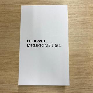 ソフトバンク(Softbank)の【misa様専用】HUAWAI Media Pad M3 Lite s(タブレット)