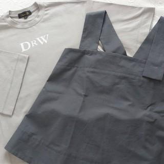 ドゥロワー(Drawer)のDrawer 六本木店限定 Tシャツ 1 グレージュ(Tシャツ(半袖/袖なし))