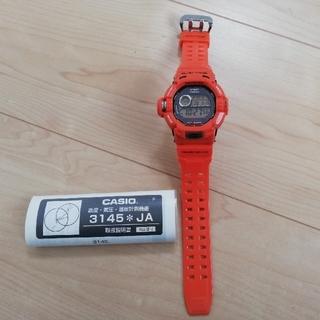 ジーショック(G-SHOCK)のCASIO カシオ G-SHOCK  RISEMAN ライズマン レスキュー(腕時計(デジタル))