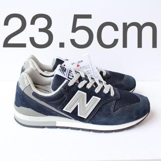 ニューバランス(New Balance)の新品 ニューバランス CM996 BN ネイビー 23.5cm(スニーカー)