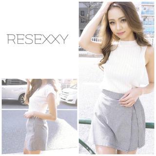 リゼクシー(RESEXXY)のRESEXXY♡スカパン リエンダ リップサービス エイミー デイライル エモダ(ショートパンツ)