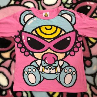 ヒステリックミニ(HYSTERIC MINI)の🐻ピンクロンティ❤(Tシャツ/カットソー)