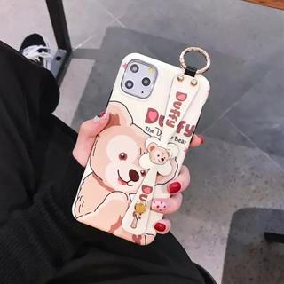 ダッフィー(ダッフィー)のiPhoneケース ダッフィー iPhone 送料無料 新品 かわいい(iPhoneケース)