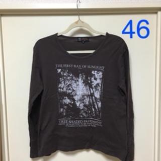 エムケーミッシェルクランオム(MK MICHEL KLEIN homme)の【MK MICHEL KLEN homme】men's 長袖Tシャツ(Tシャツ/カットソー(七分/長袖))
