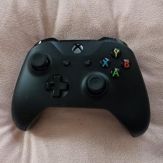 エックスボックス(Xbox)のXbox One Wireless Controller 黒(家庭用ゲーム機本体)