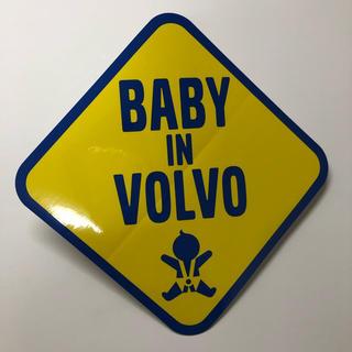 ボルボ(Volvo)のボルボ ステッカー(車外アクセサリ)
