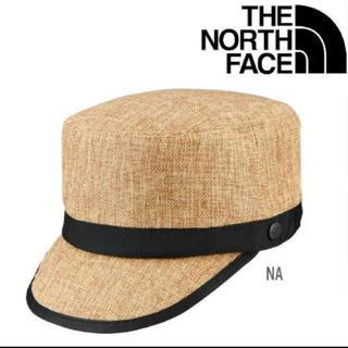 ザノースフェイス(THE NORTH FACE)のTHE NORTH FACE HIKE Cap(麦わら帽子/ストローハット)