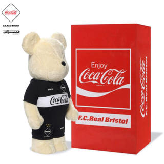BE@RBRICK F.C.Real Bristol × COCA-COLA