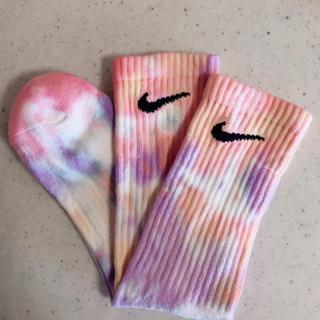 Nike タイダイソックス(ソックス)