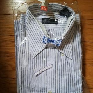 ランズエンド(LANDS'END)のLAND'SEND ランズエンド メンズシャツ 長袖 16-34(シャツ)