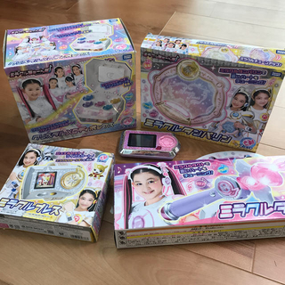 タカラトミー(Takara Tomy)のミラクルちゅーんず 5種セット(キャラクターグッズ)