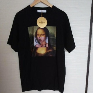 JACKROSE - GALLIS ADDICTION Tシャツ モナリザ 新品