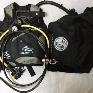 ツサ(TUSA)のスキューバダイビング 重器材 軽器材(マリン/スイミング)