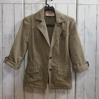 プロポーションボディドレッシング(PROPORTION BODY DRESSING)のsize1 カーキ ジャケット(ミリタリージャケット)