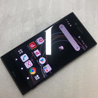 エクスペリア(Xperia)のドコモ Xperia TM XZs SO-03J ブラック ジャンク(スマートフォン本体)
