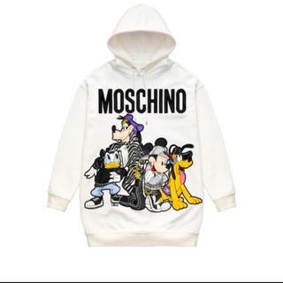 モスキーノ(MOSCHINO)のモスキーノ H&M ディズニーコラボ パーカー(パーカー)