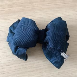 ランバンオンブルー(LANVIN en Bleu)のLANVIN en blueバレッタ ☆美品☆(バレッタ/ヘアクリップ)