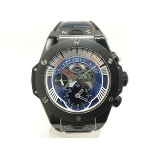 ウブロ(HUBLOT)のウブロ ビッグバン  413.CX.7123.LR.EUR16 0302-01(腕時計(アナログ))