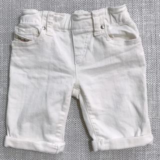 ディーゼル(DIESEL)のディーゼルベビー ハーフパンツ 夏物⭐︎美品⭐︎12M 80cm(パンツ)