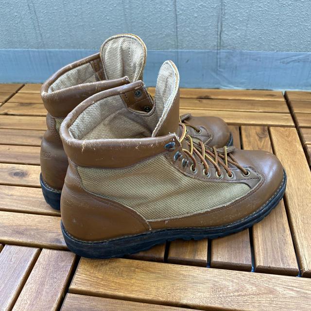 Danner(ダナー)のダナーライト 黒タグ 美品 US9 27cm メンズの靴/シューズ(ブーツ)の商品写真