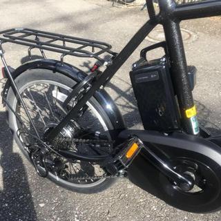 パナソニック(Panasonic)の電動自転車 ベロスターミニ(自転車本体)