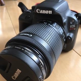 Canon 一眼レフ Kiss X7(デジタル一眼)