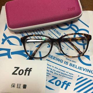 ゾフ(Zoff)のZoff⭐︎オシャレメガネ(サングラス/メガネ)