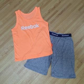 リーボック(Reebok)のReebokセットアップタンクトップ110サイズ(Tシャツ/カットソー)