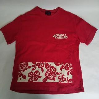 パーリーゲイツ(PEARLY GATES)の☆PEARLY GATES☆Tシャツ レッド(Tシャツ(半袖/袖なし))