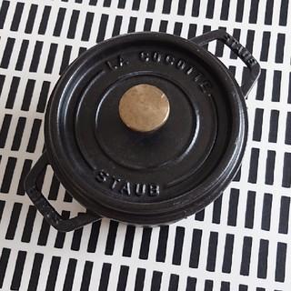 ストウブ(STAUB)のstaub ストウブ ココット 16cm(鍋/フライパン)