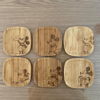 ディズニー(Disney)のミッキー バンブーコースター(テーブル用品)