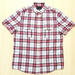 スリーワンフィリップリム(3.1 Phillip Lim)の3.1 Phillip Lim 半袖チェックシャツ(シャツ)