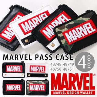 マーベル(MARVEL)のマーベル カードケース パスケース(パスケース/IDカードホルダー)