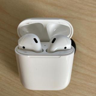 アップル(Apple)のair pods エアーポッズ 第一世代 第1世代(ヘッドフォン/イヤフォン)