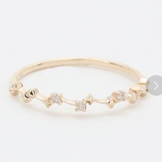 miroir K10 ダイヤモンド リング(リング(指輪))