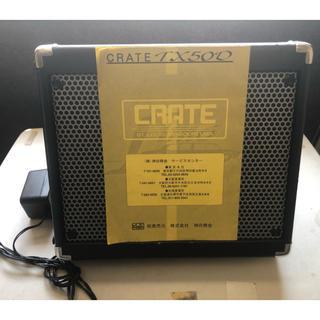 Crate TX50DB クレイト ストリート用 充電式アンプ(スピーカー)