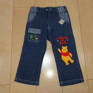 ディズニー(Disney)のサイズ95☆プーさん☆長ズボン(パンツ/スパッツ)