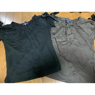 エムズグレイシー(M'S GRACY)のM'S GRACY Tシャツ 色違い(Tシャツ(半袖/袖なし))