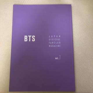 BTS fc限定冊子(K-POP/アジア)