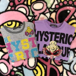 ヒステリックミニ(HYSTERIC MINI)の専用❤🧡(Tシャツ/カットソー)