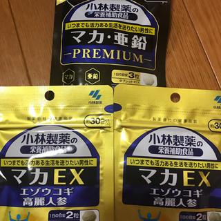 コバヤシセイヤク(小林製薬)のマカ亜鉛セット(ビタミン)
