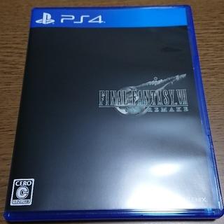 プレイステーション4(PlayStation4)のPS4ソフト ファイナルファンタジーVII リメイク(家庭用ゲームソフト)