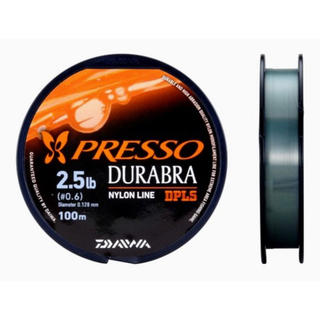 ダイワ(DAIWA)のダイワ プレッソデュラブラ2.5lb -100(釣り糸/ライン)