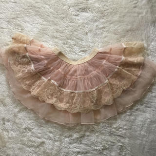 スナイデル(snidel)のスナイデルガール  チュールスカート  100(スカート)