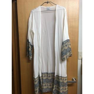 エゴイスト(EGOIST)のEGOIST 羽織り ロングカーディガン(カーディガン)