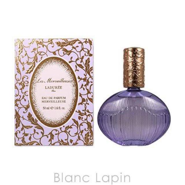 Les Merveilleuses LADUREE(レメルヴェイユーズラデュレ)のレ・メルヴェイユーズ ラデュレ オー ド パルファン メルヴェイユーズ  コスメ/美容の香水(香水(女性用))の商品写真