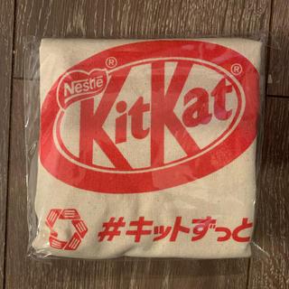 ネスレ(Nestle)のキットカット オリジナルエコバッグ 非売品 肩掛けトート ネスレ(エコバッグ)