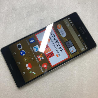 エクスペリア(Xperia)のaki72  Xperia Z3 SOL26 ジャンク(スマートフォン本体)
