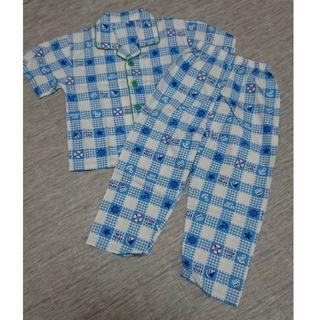イオン(AEON)の夏用 100サイズ パジャマ(男の子)(パジャマ)